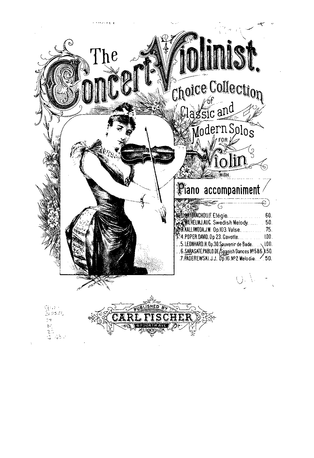Sarasate Zigeunerweisen Violin Piano Pdf