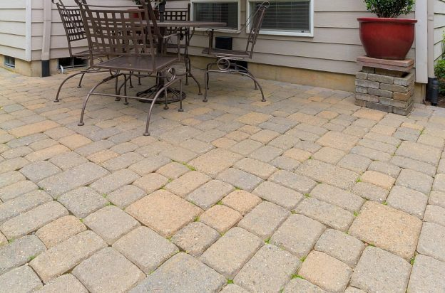 how to install a paver patio in 6 easy