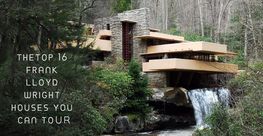 Top 16 Frank Lloyd Wright Houses You Can Tour Incollect