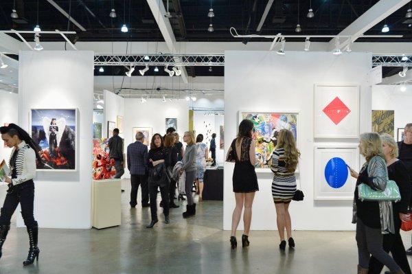 Events Of Week La Art Show Fog Design Untitled