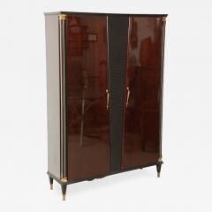 italian art deco style armoire 667953