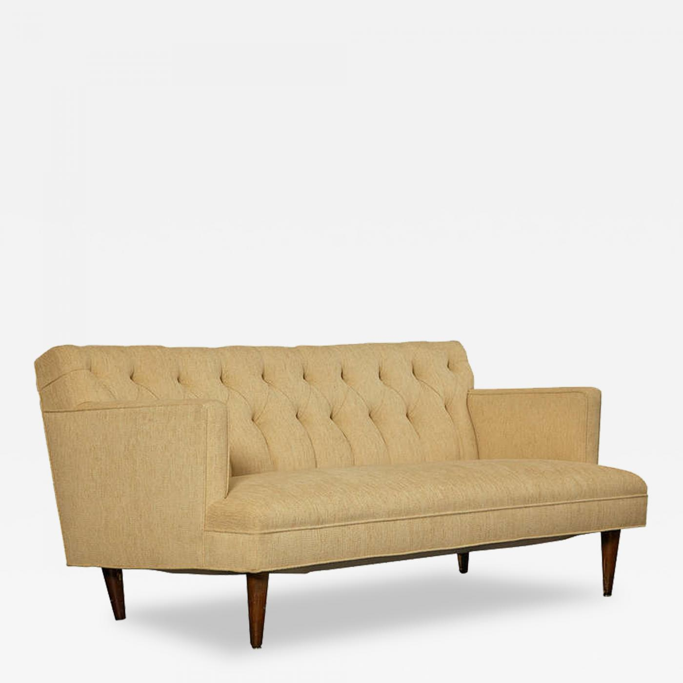 baker tufted dining chairs accent for living room clearance furniture company sofa in the spirit of