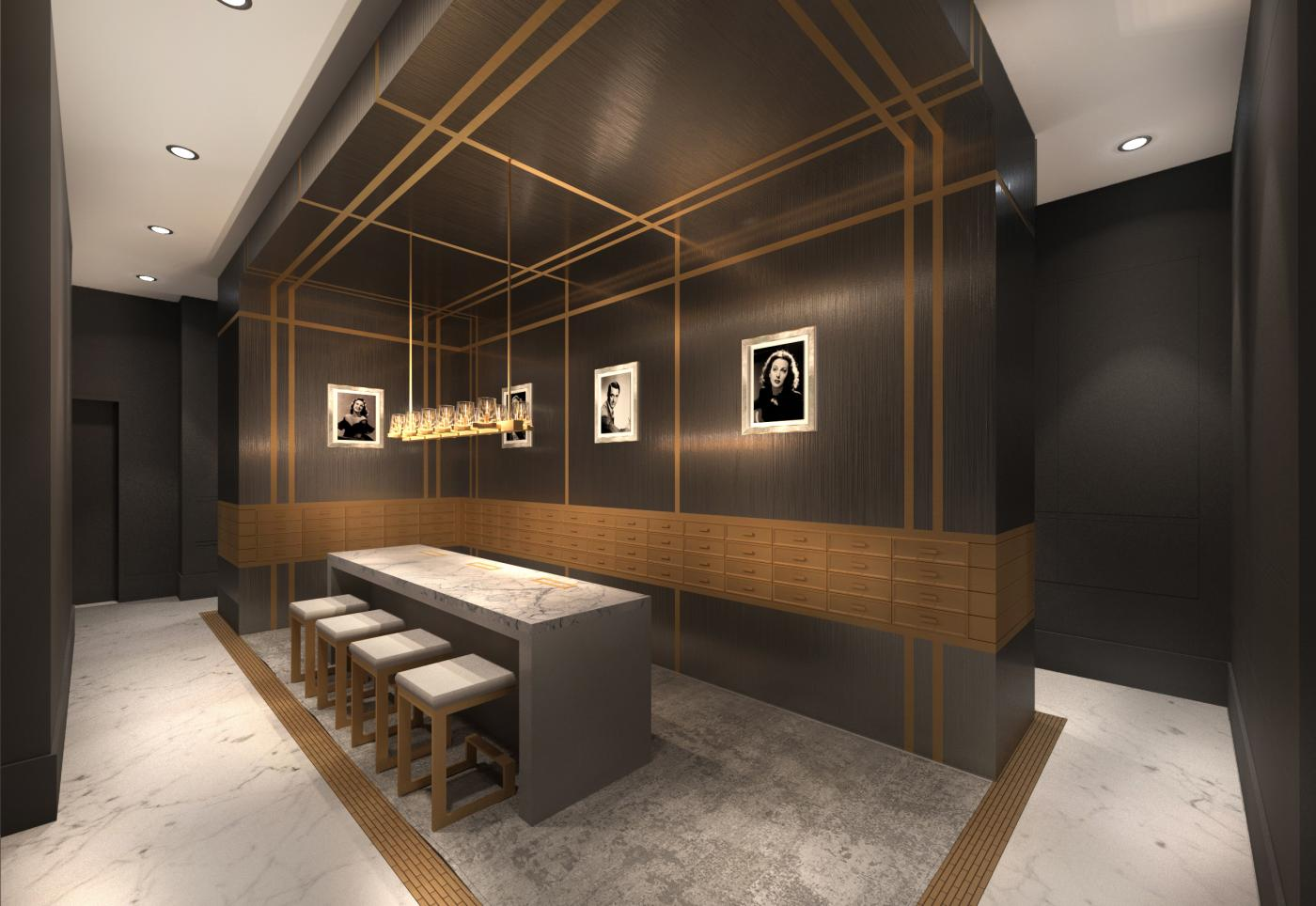 Luxury MultiFamily by Habachy Designs Inc