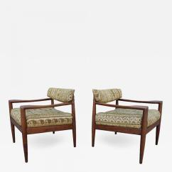 Adrian Pearsall Lounge Chair Gravity Home Depot Mid Century Chairs Pair Tap To Expand