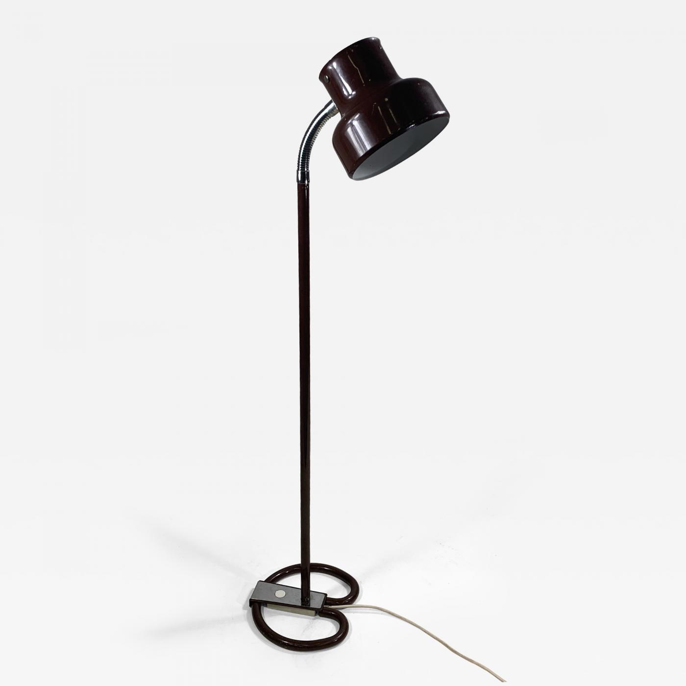 Anders Pehrson Swedish Mid Century Floor Lamp By Anders Pehrson