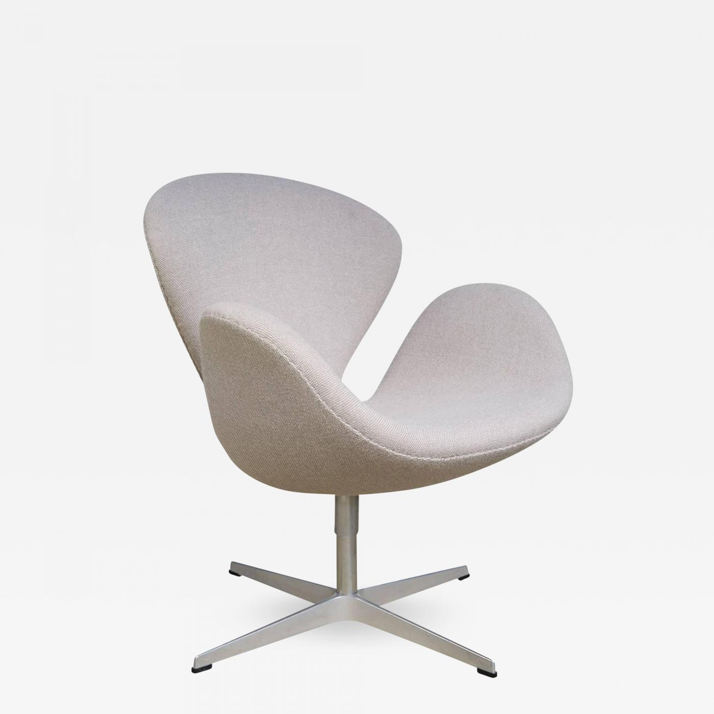 arne jacobsen swan chair covers trinidad by for fritz hansen