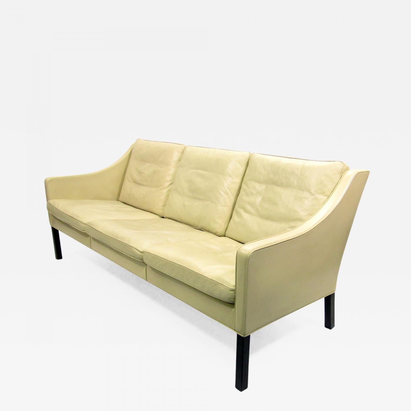borge mogensen sofa model 2209 sofaworks reading reviews 1970s danish in leather by listings furniture seating settees