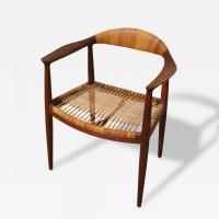 Hans Wegner - The Chair Armchair by Hans Wegner for ...