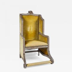 Unusual Armchair Vermont Wooden Rocking Chairs Louis Xv Style Bergere Or Of Form France Circa 1890 Listings Furniture Seating Wingback