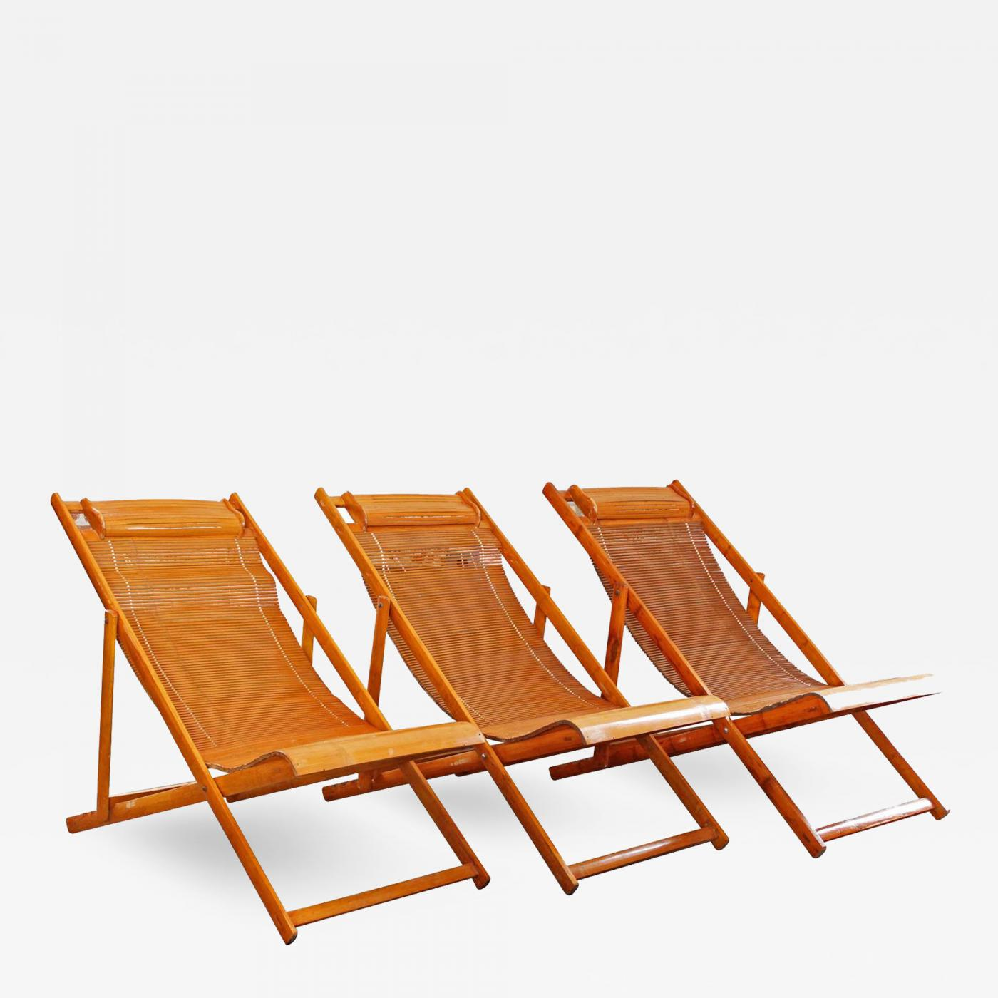 outdoor folding lounge chairs saddle seat reviews vintage bamboo wood japanese deck fold up listings furniture seating