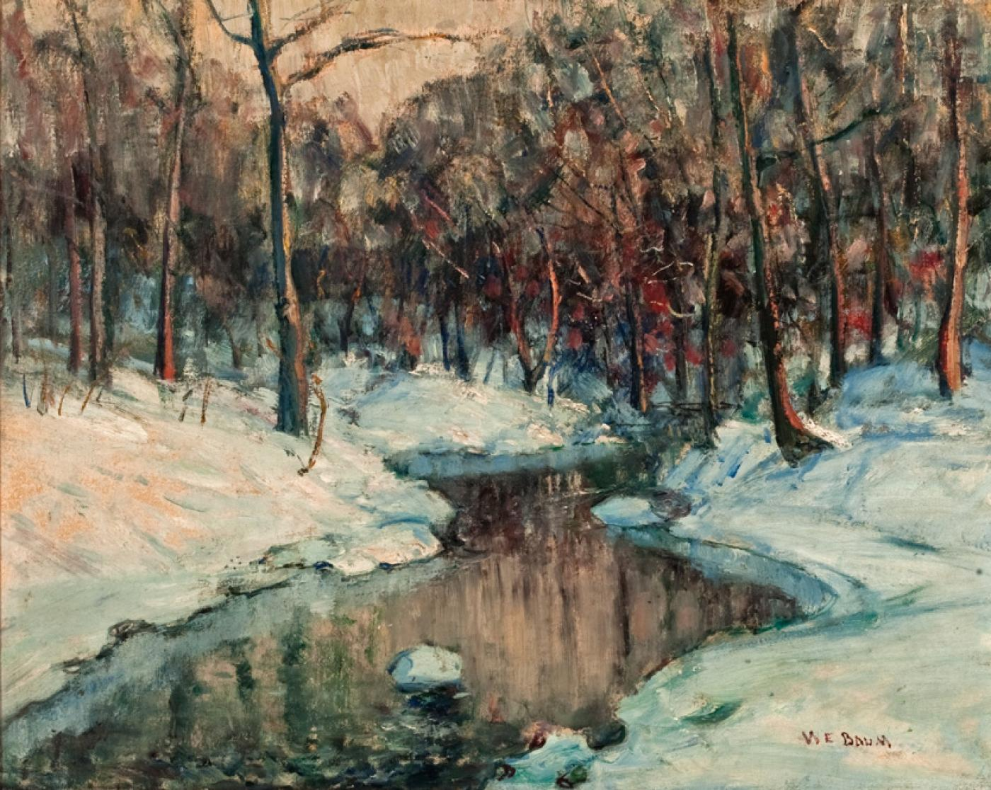 Walter Emerson Baum  Reflections
