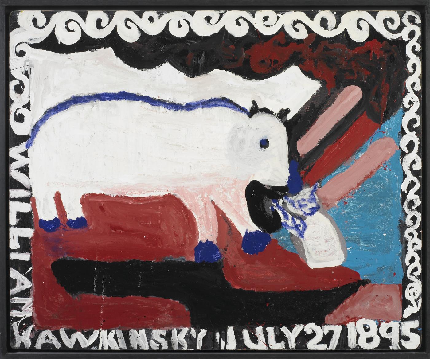 William L Hawkins Polar Bear