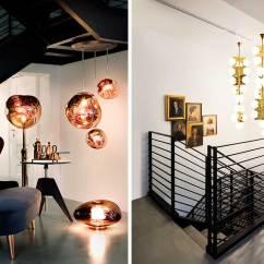 Copper Pendant Lights Kitchen Costco Table Tom Dixon Launches Hong Kong Showroom