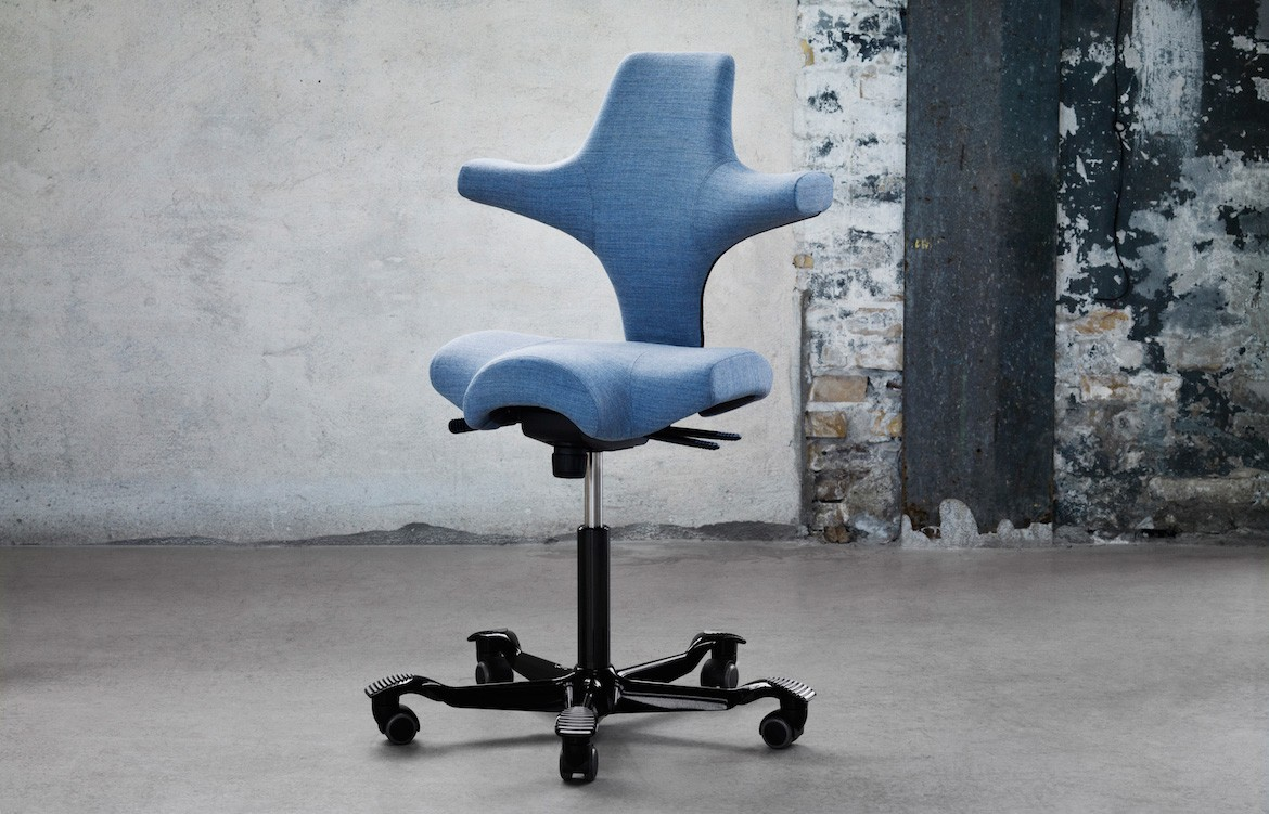 hag posture chair costco folding beach chairs capisco seat by peter opsvik available from flokk full description