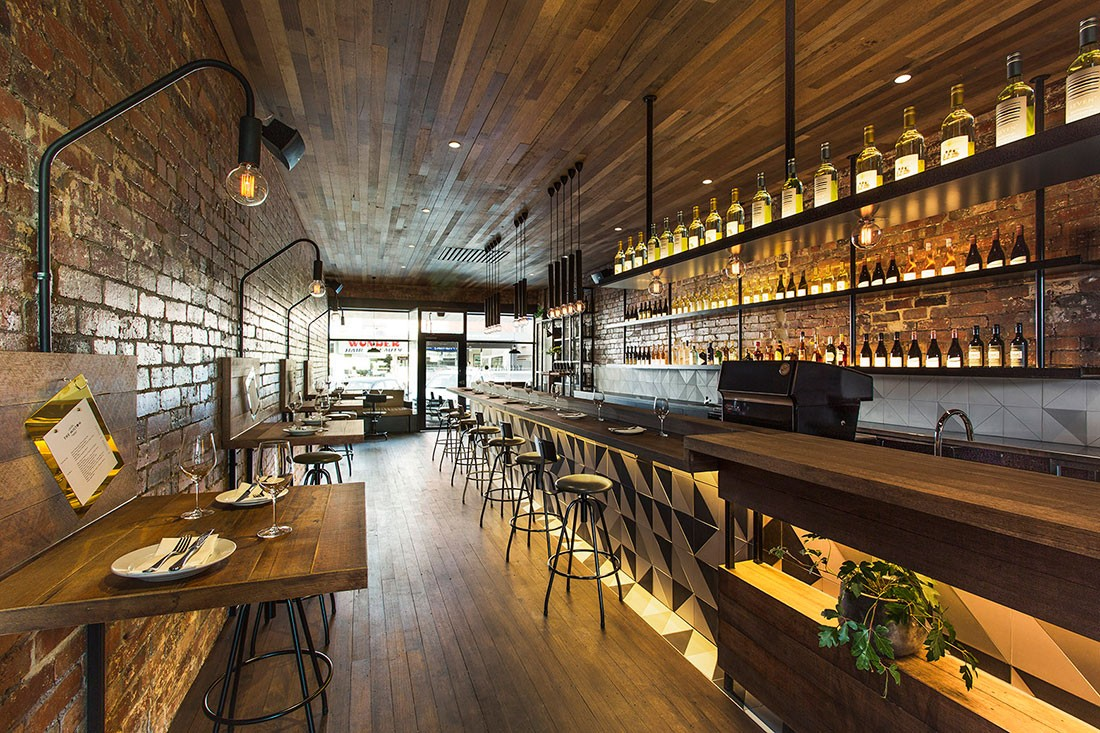 5 pubs with intoxicatingly good bar design  Indesignlive