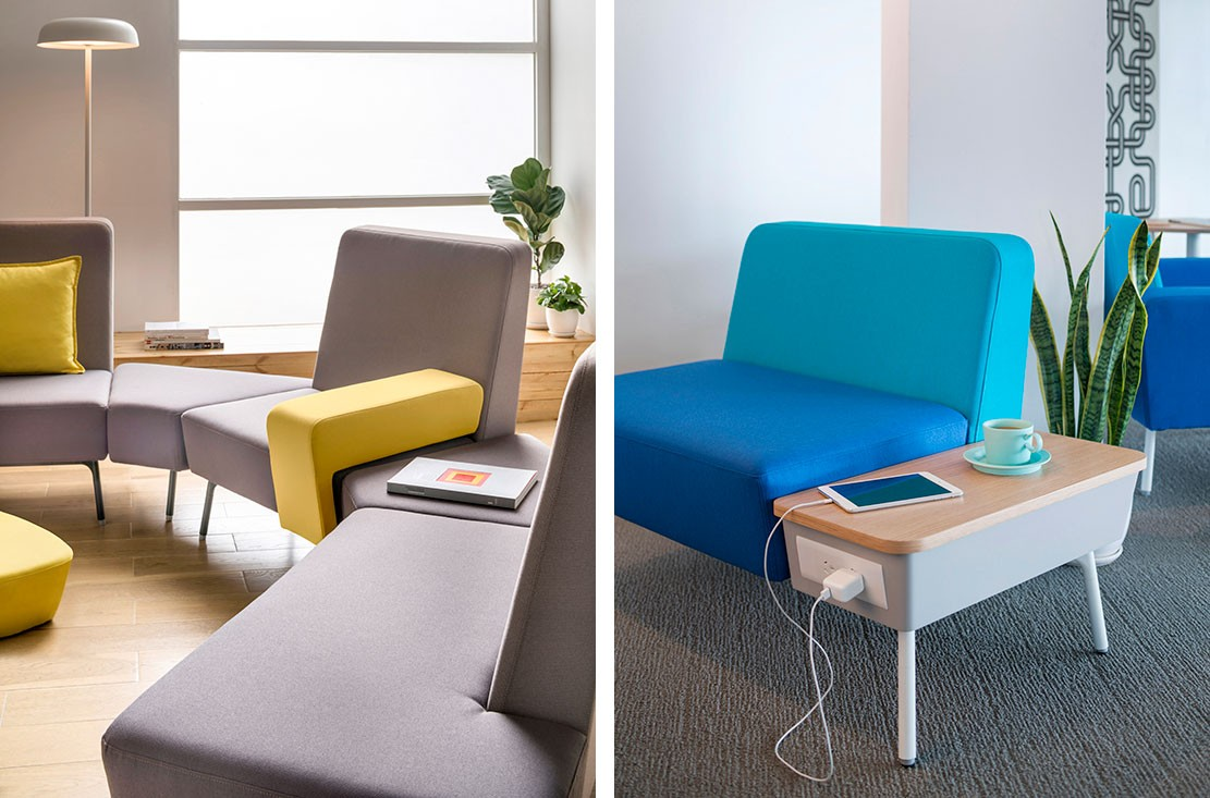 The New Frontier of Collaborative Seating | Indesignlive