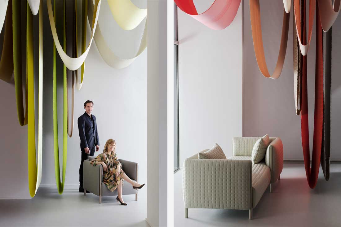Unveiled in Milan… the Colour World of Scholten & Baijings | Indesignlive