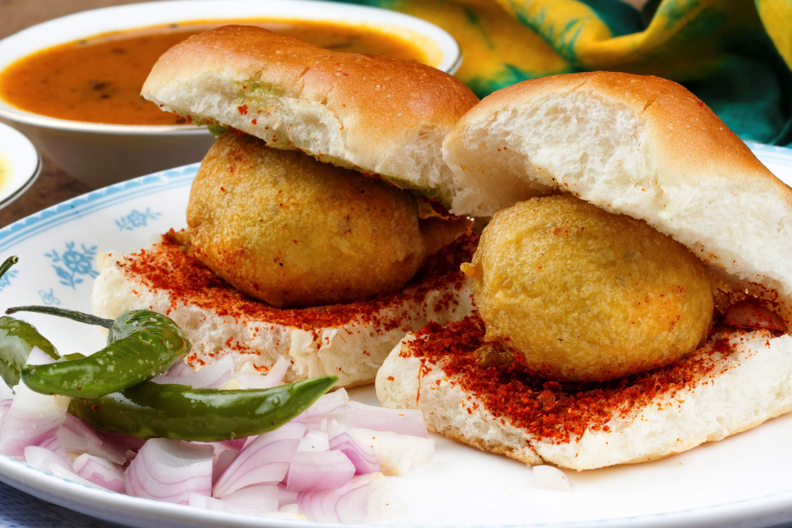 Image result for From,Aamti,to,Vada,Pav:,A,slice,of,simple,yet,exotic,Maharashtrian,cuisine