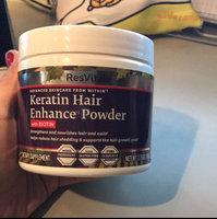 ResVitale(tm) Keratin Hair Enhance(r) Powder Reviews 2019