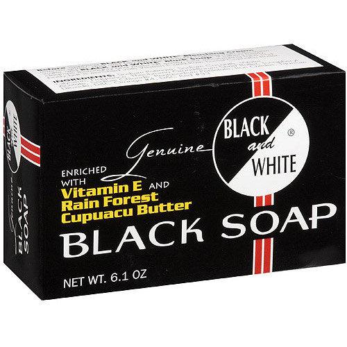 Black & White BLACK and WHITE Black Soap Reviews 2019