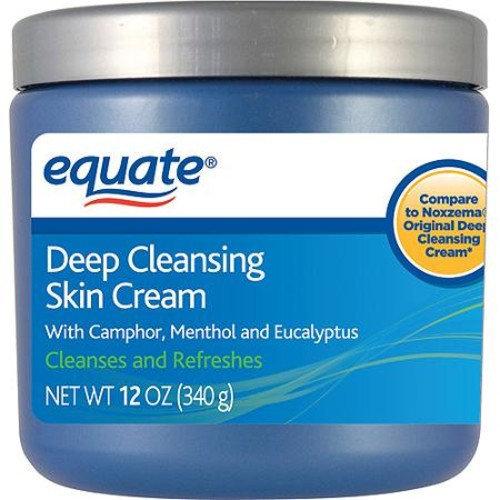 Equate Deep Cleansing Skin Cream 12 oz Reviews 2019