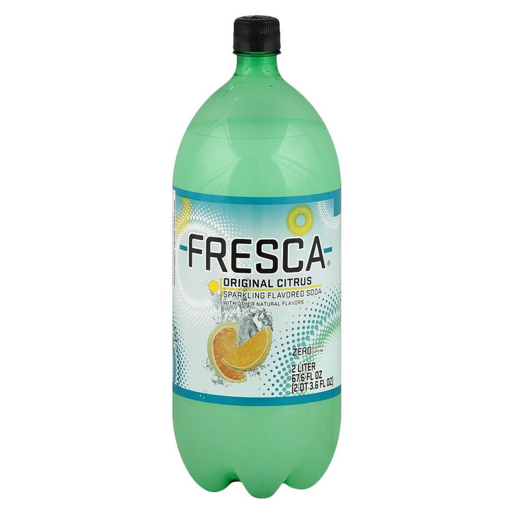 Fresca Citrus Soda Reviews 2019