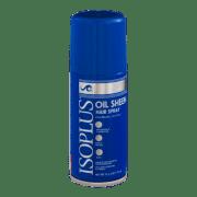 isoplus oil sheen hair spray