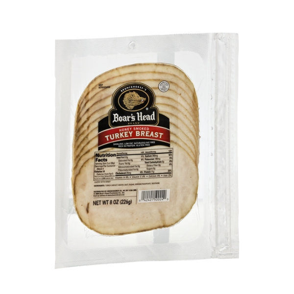 Boar39s Head Honey Smoked Turkey Breast Reviews