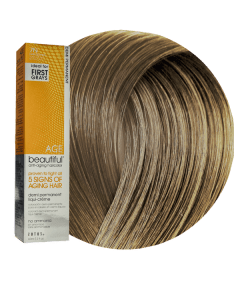 Zotos agebeautiful anti aging demi permanent liqui creme haircolor  dark blonde reviews also rh influenster
