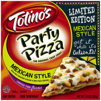 totino s mexican style