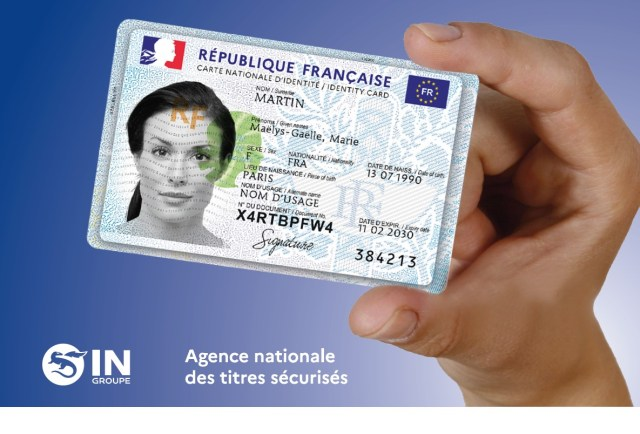 The new national electronic identity card