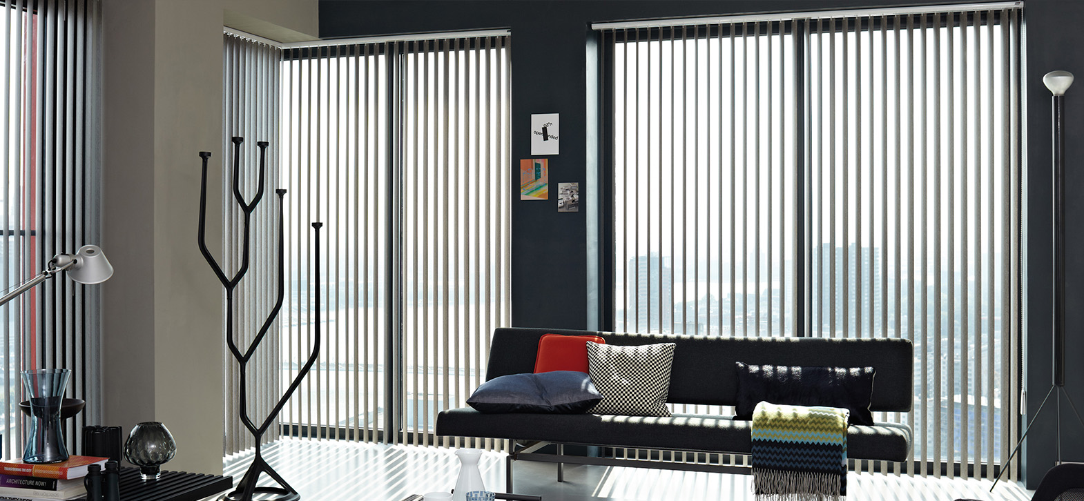 Stoffen lamellen van Luxaflex eenvoudig samenstellen