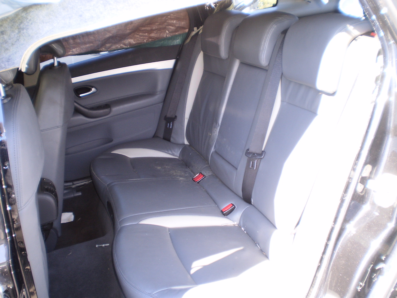 medium resolution of back seat aero 06 wagon