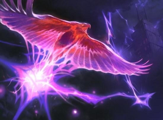 Arclight Phoenix, an art print by Slawomir Maniak - INPRNT