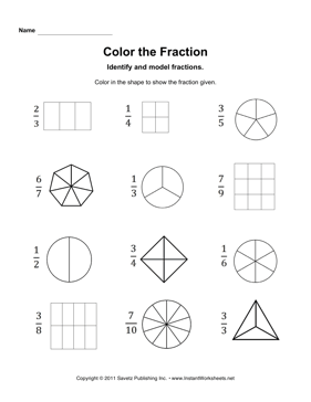 Color Fraction
