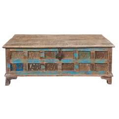 Pacific Living Room Coffee Table Trunk Chest Paint Ideas For With High Ceilings Rustic Tables Insteading Bohemian And