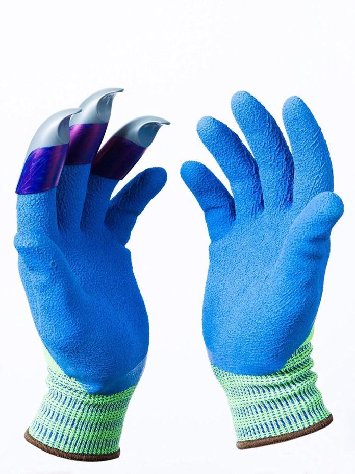 Honey badger digging gloves