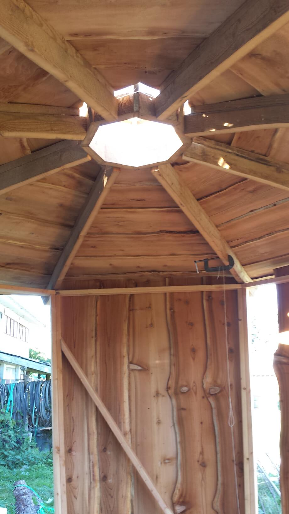 Shed Ceiling Insulation