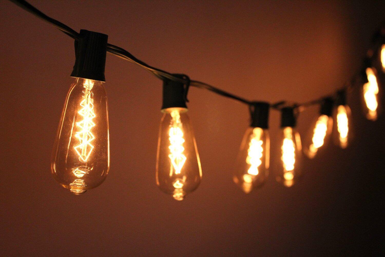 Outdoor String Lights • Insteading