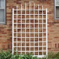 Dura-Trel Winchester Wall Mounted Trellis  Insteading