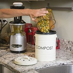 Compost Bin For Kitchen Commercial Fan Extractor The Relaxed Gardener Insteading