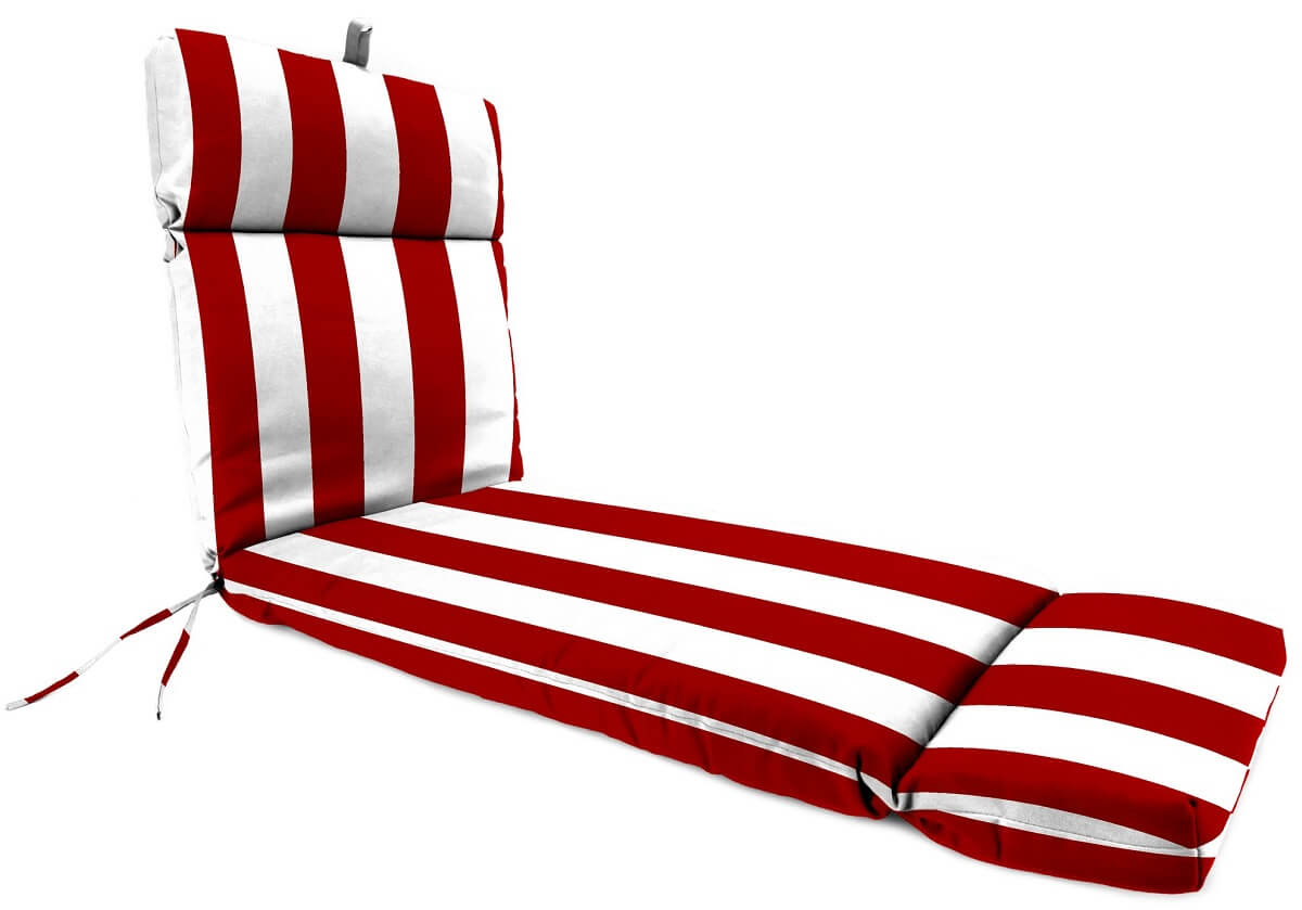Deck Chair Cushions Outdoor Furniture Cushions Insteading