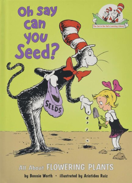 Oh say can you seed book