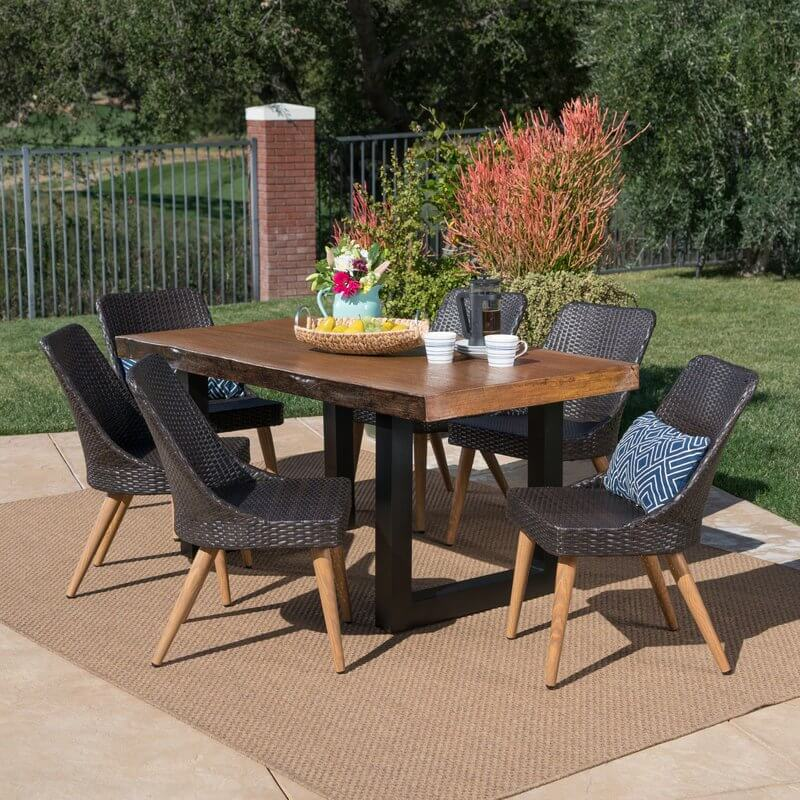 patio dining sets for the best outdoor