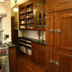 Mission Kitchen Cabinets Affordable Kitchens And Baths Insteading Apothecary