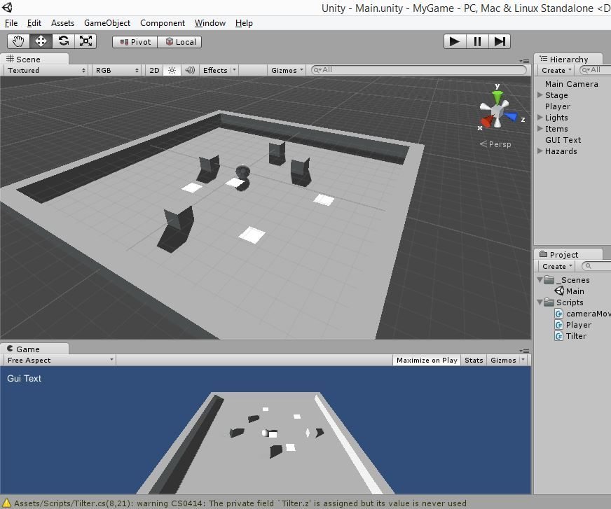 How To Make A Simple Game In Unity 3d 12 Steps