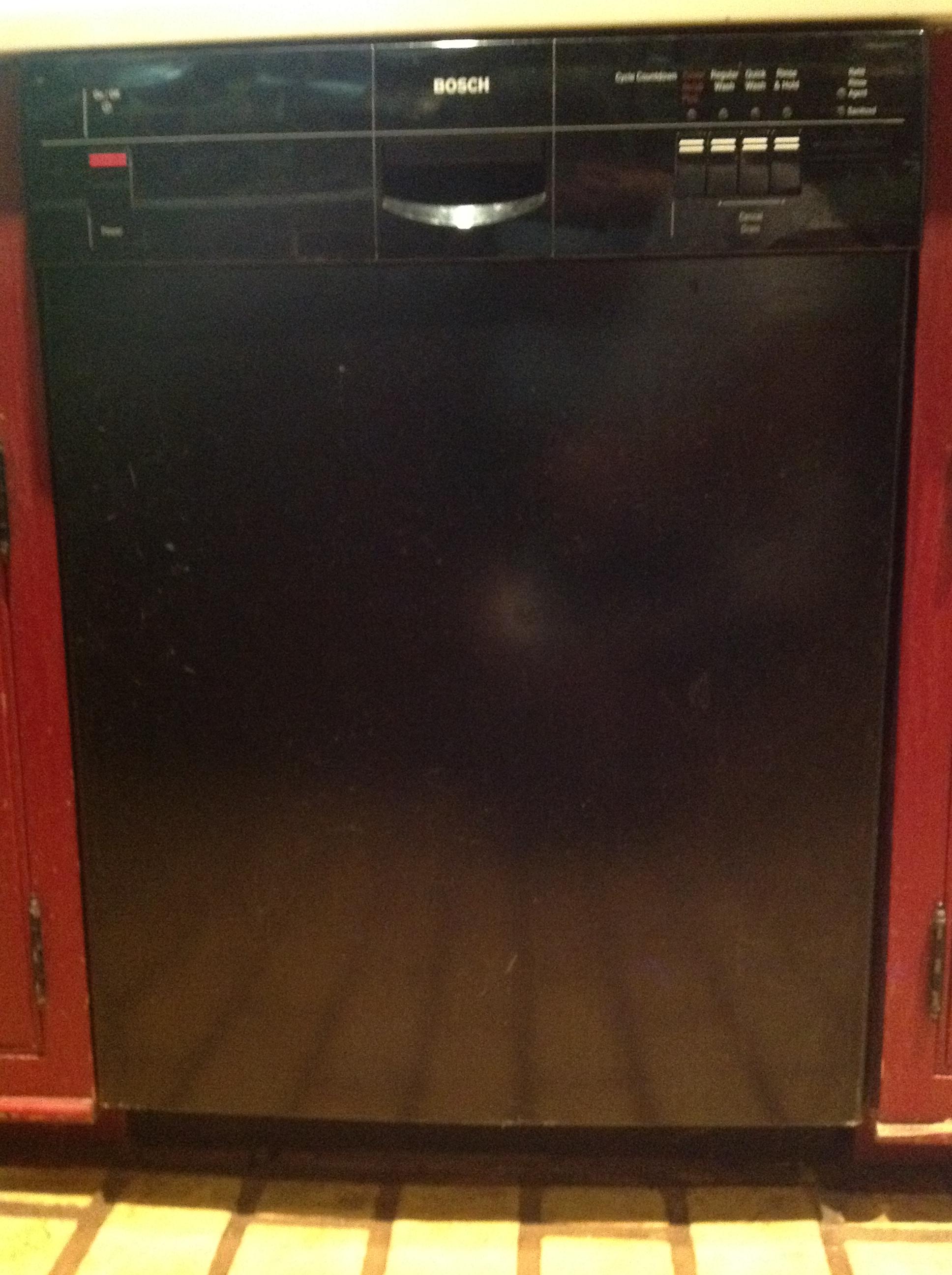 medium resolution of fixing bosch dishwasher