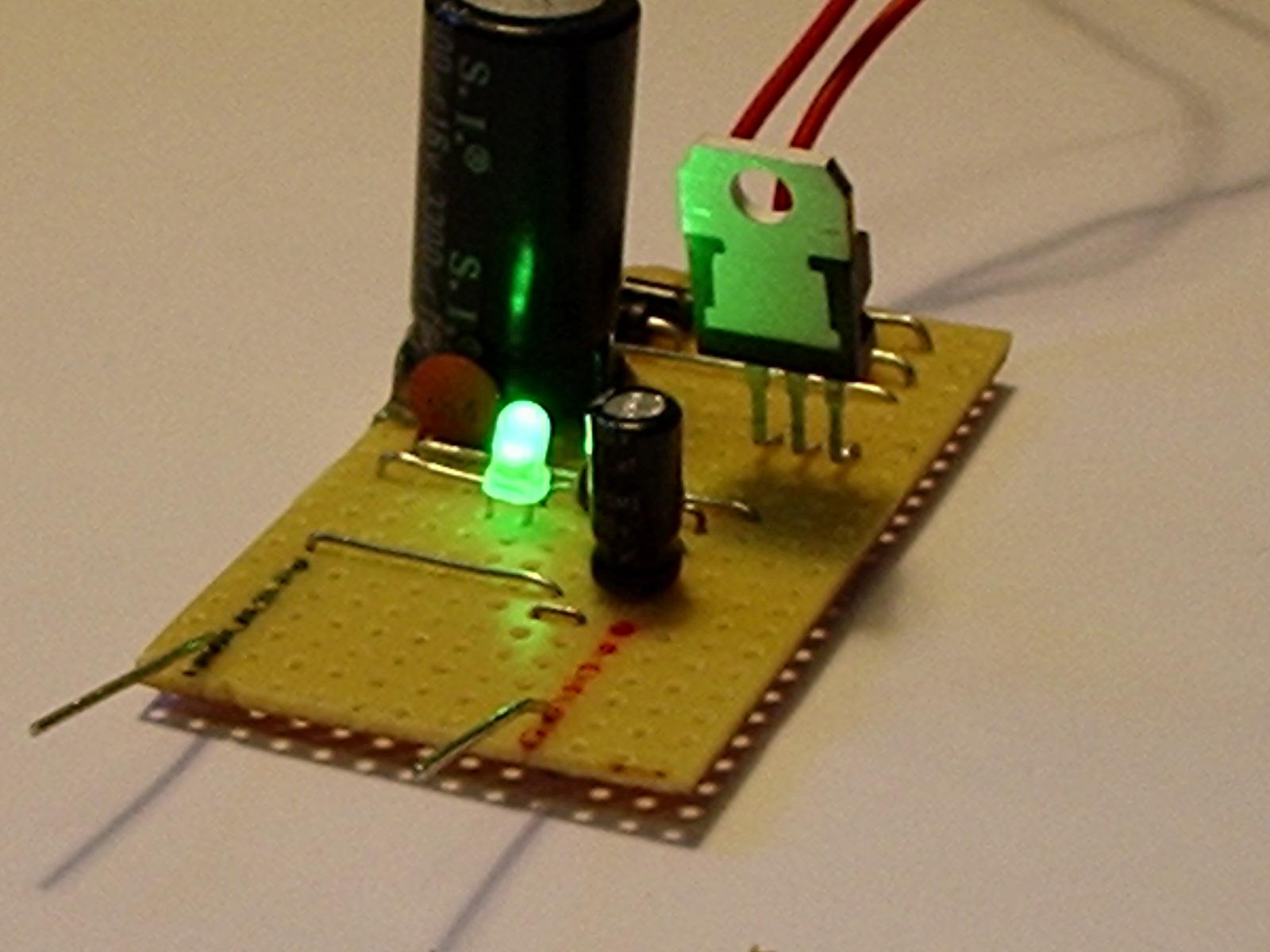 circuit diagram of 9 volt power supply [ 1600 x 1200 Pixel ]