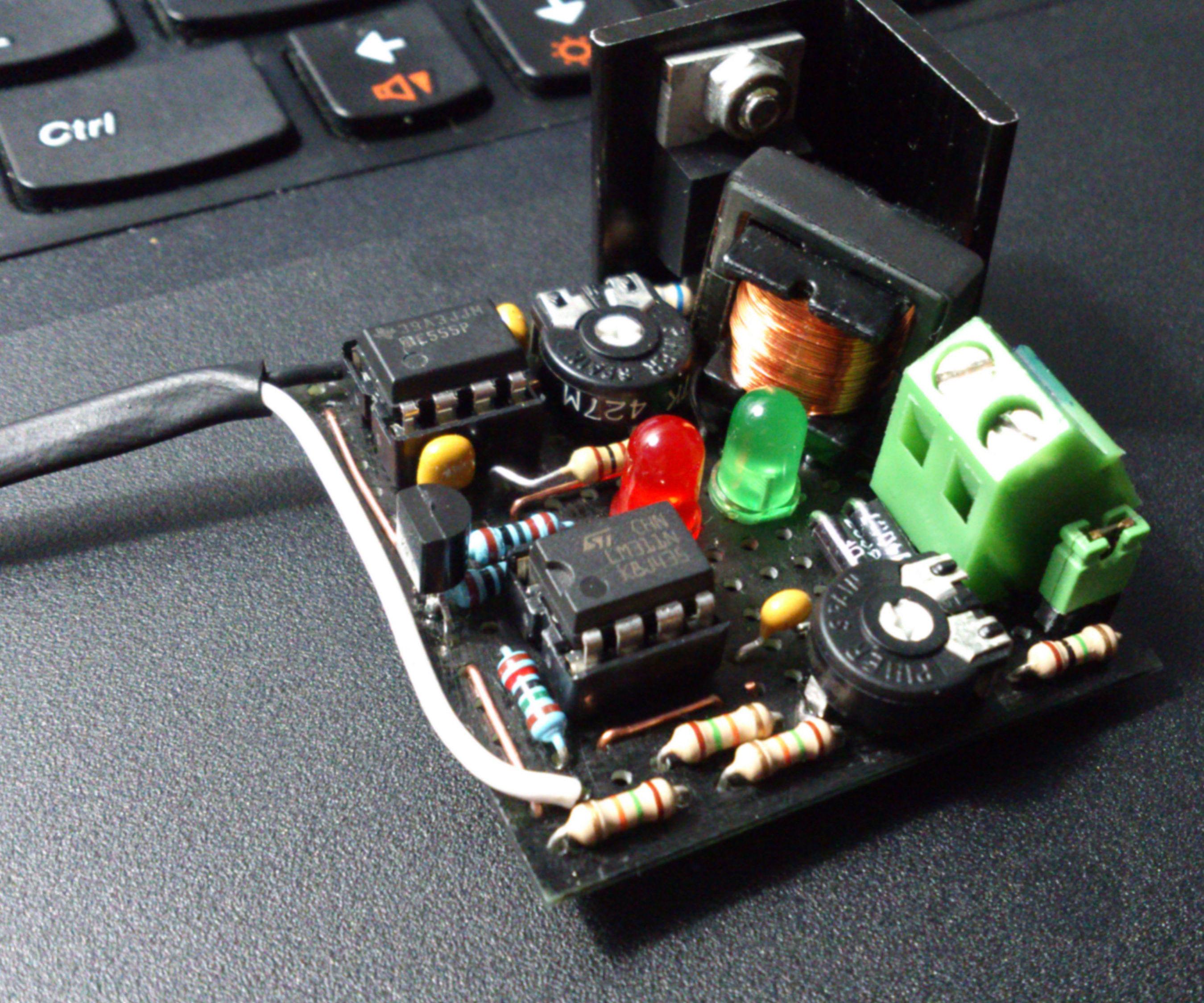 Capacitor In Dc Circuit