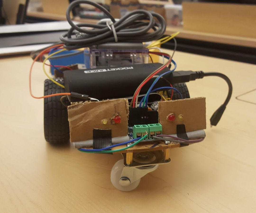 medium resolution of remote controlled car controlled using wireless xbox 360 controller
